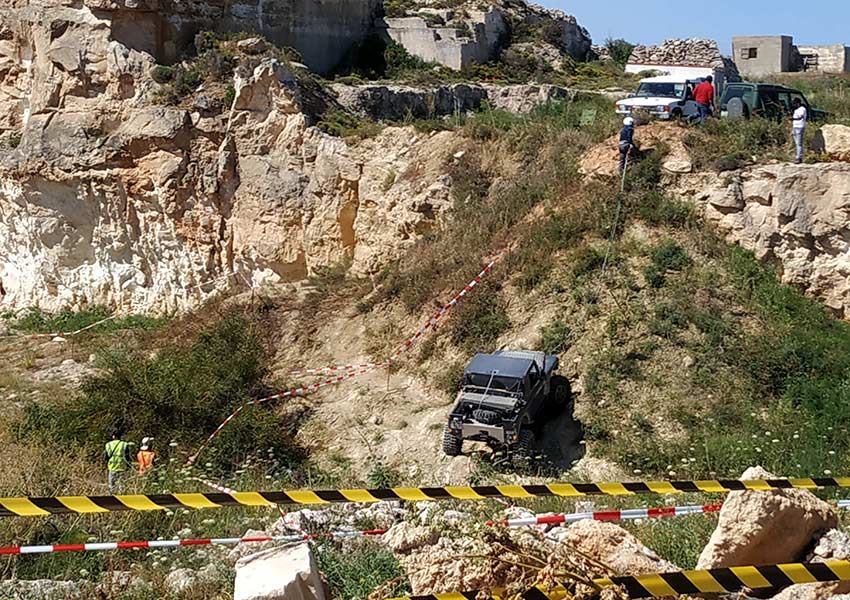 awdc winching challenge ahrax quarry mellieha malta 20190519 the belgian fry