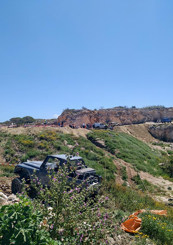 fun in the quarry all wheel drive club malta ahrax quarry mellieha 20190428 the belgian fry