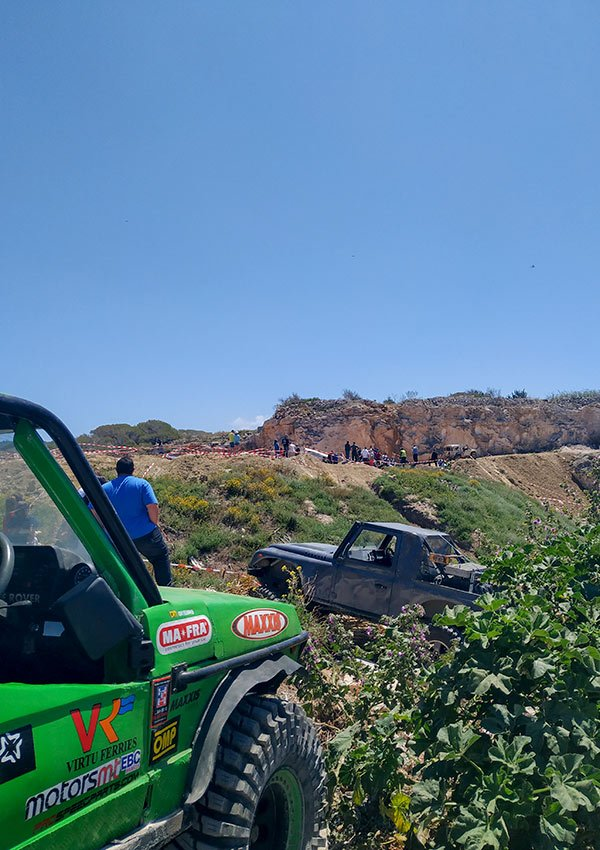 view on playground all wheel drive club malta ahrax quarry mellieha 20190428 the belgian fry