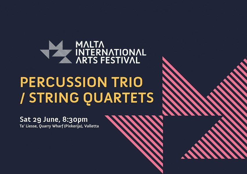 malta international arts festival 2019 opening night saturday 29th june the belgian fry