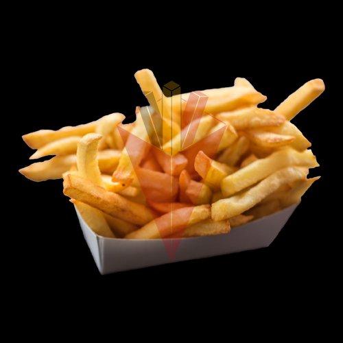 Large Fries - Belgian Fries - The Belgian Fry