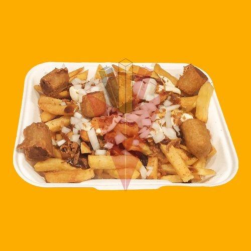 Julian - Specials - The Belgian Fry