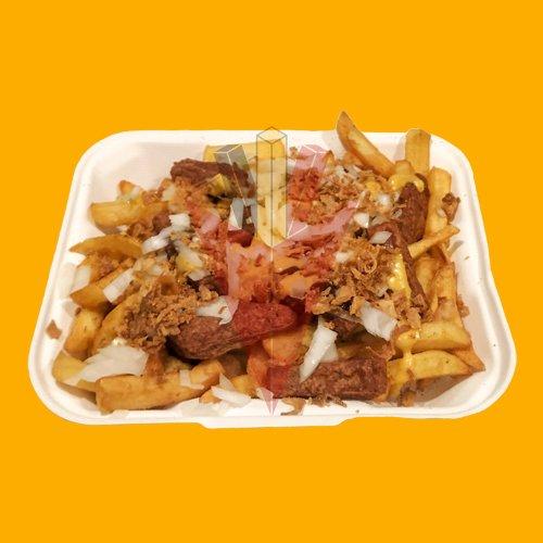 Rumbold - Specials - The Belgian Fry